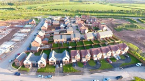 Aerial drone Photography and videography for property development