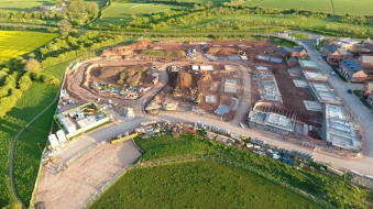 Aerial Photography and videography for property development