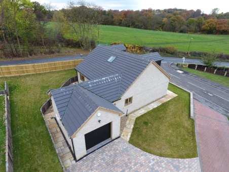 Estate agents aerial photography
