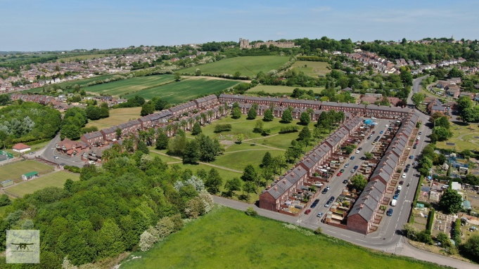 drones, drone, district, bolsover district, council, dji, derbyshire, mapping, pix4d, aerial photography, filming, drone filming, drone photography