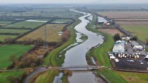 flood, water, flood damage, Drone, photography, aerial photography, commercial photography,