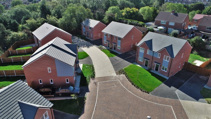 Aerial Photography videography for property development