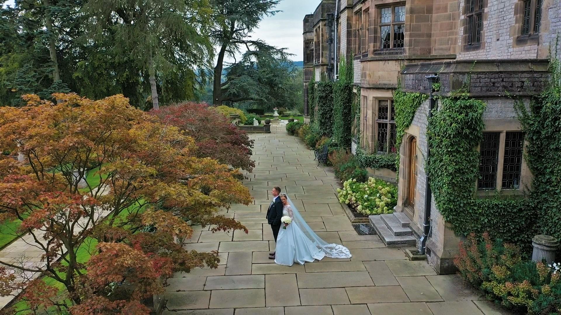 """drone wedding photography"" ""wedding filming"" ""bride"" ""groom"" ""derbyshire wedding videography"" ""Yorkshire wedding videography"" ""wedding videographer"""