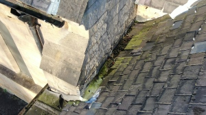 drone survey, drone inspection, church roof survey, aerial photography