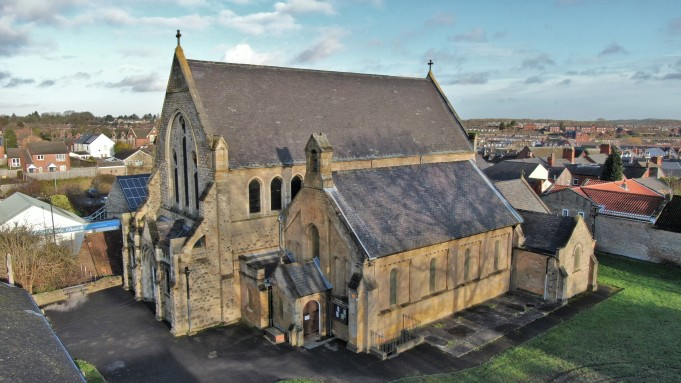 Drone church inspection, drone church survey, drone inspections, drone surveys